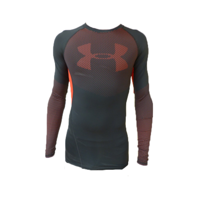 DESTOCKAGE Tee-Shirt UA HeatGear® - noir