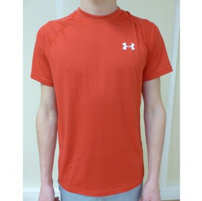 T-Shirt  UA Tech™ - Rouge