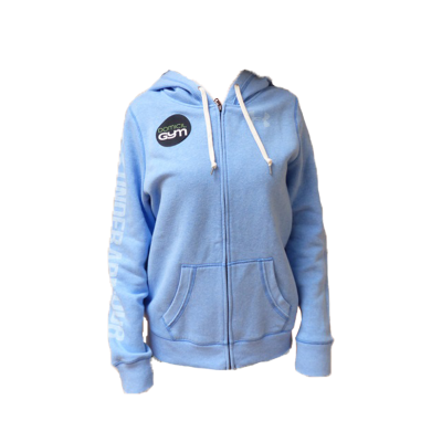 Maillot UA Favorite Fleece Full Zip - Water