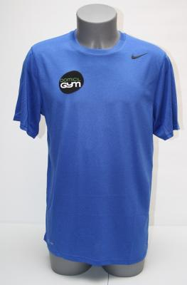 Tee-Shirt Dri-Fit Bleu 494