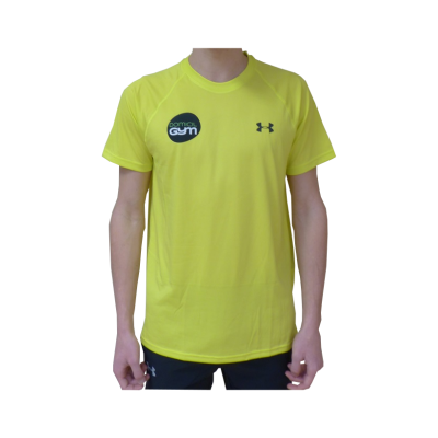 T-Shirt  UA Tech™ - Jaune