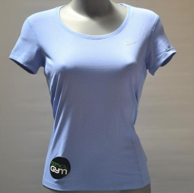 Tee-Shirt Dri-Fit running - Violet