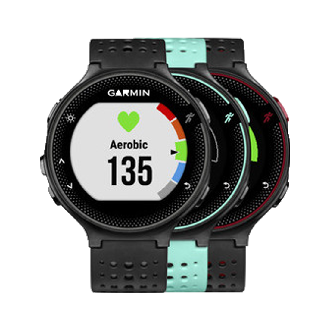 Montre garmin gps sport cardio connect 2