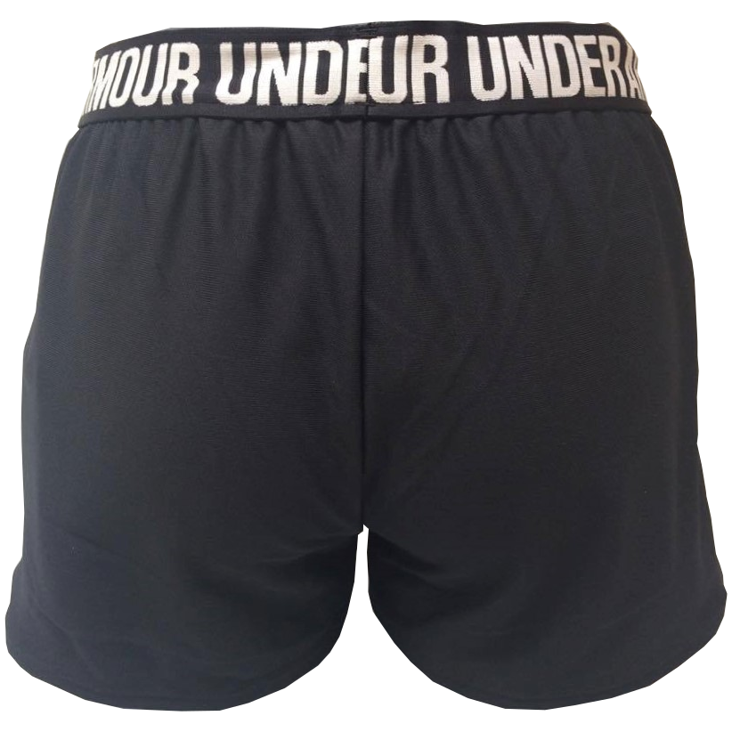 Short sport under armour noir femme