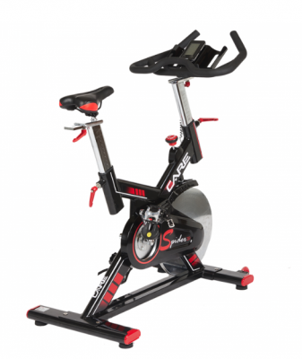 Spin bike care spider