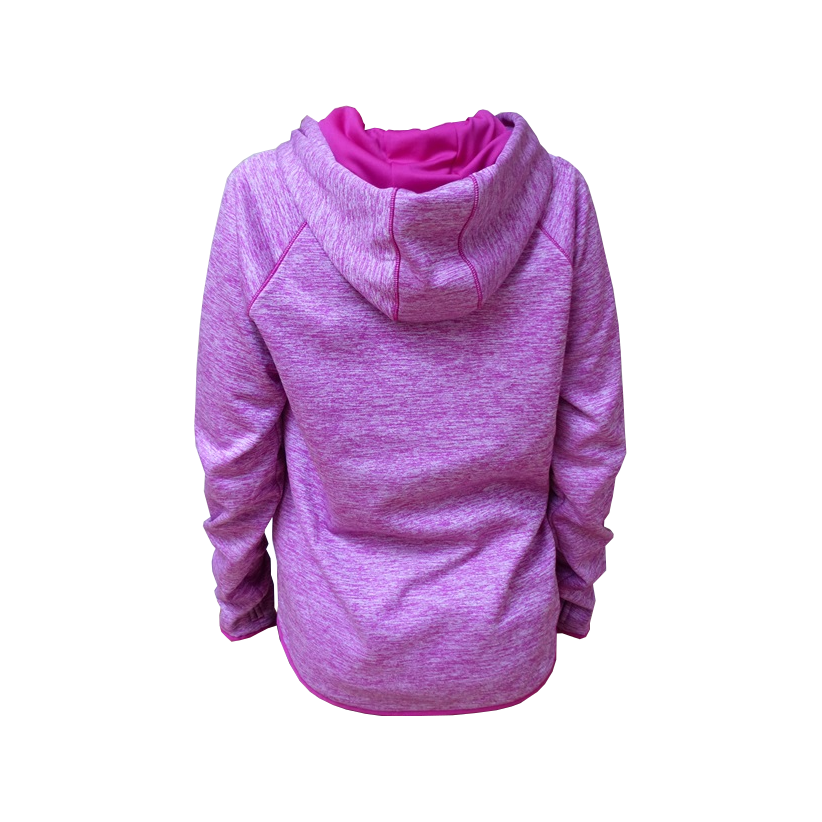 Sweat pull femme violet sport fitness under armour 3