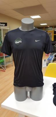 T-Shirt Dri Fit Nike noir