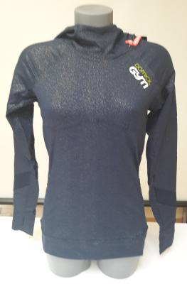 Sweat Pralognan Navy Paillette Céramiq