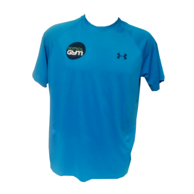 T-Shirt  UA Tech™ - Bleu