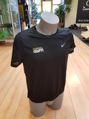 TEE SHIRT NIKE DRI FIT COULEUR NOIR