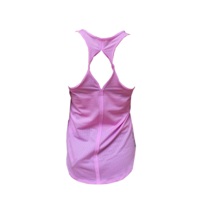 Debardeur top course running sport fitness under armour violet rose 3