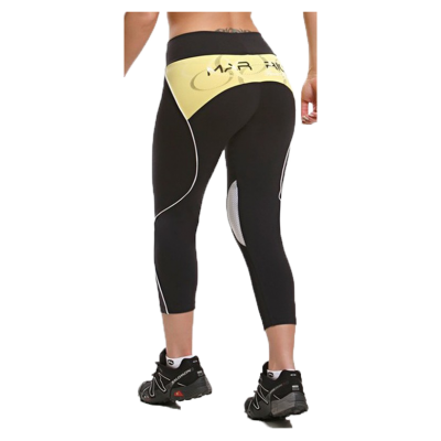 Legging stretch Amarelo