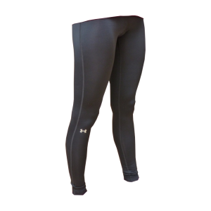 Legging femme noir sport under armour fitness