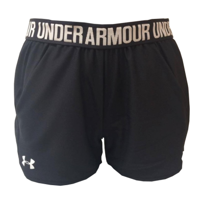 Short UA heat gear noir