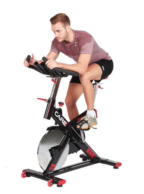 Spin bike care spider 2