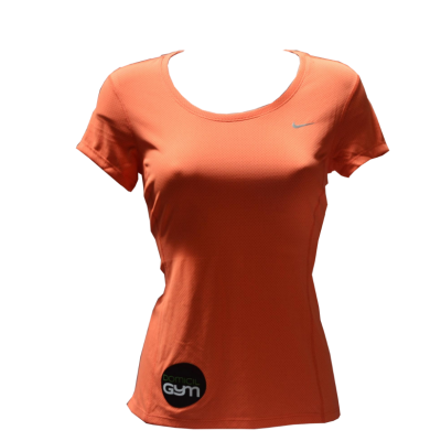 Tee-Shirt Dri-Fit running - Orange