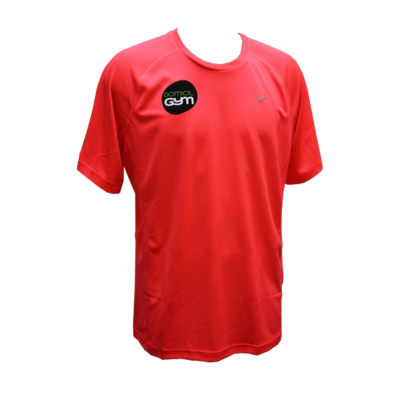 Tee-Shirt Dri-Fit Rouge fluo