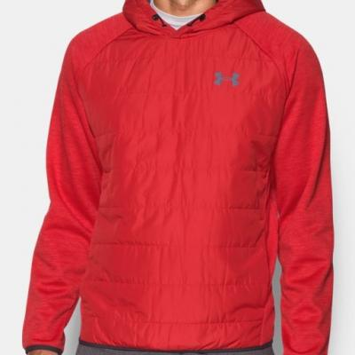 Sweat à capuche UA Storm Insulated Swacket pour homme